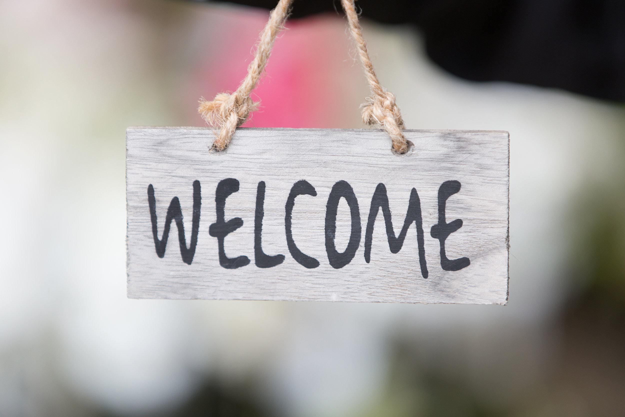 I'm New - Are you visiting or new to our church?
