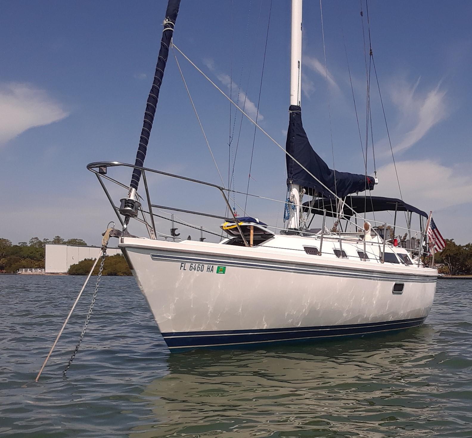Capt. Rick's Catalina 34