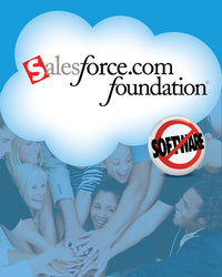 THE SALESFORCE.COM FOUNDATION made a software product donation to Meher Mount to support Meher Mount's communications and fundraising.