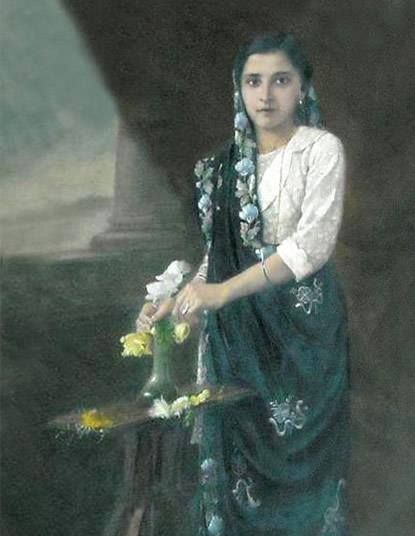 SHIREEN IRANI, the mother of Avatar Meher Baba.