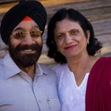 HARDEEP HANSPAL, with his wife INDRA,  will shares stories of meeting Avatar Meher Baba.