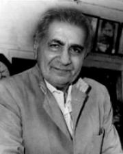 ADI K. IRANI (1903-1980) served as Meher Baba's secretary. (Photo: Jack Small)