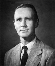DR. WILLIAM DONKIN (1911-1969) was an Englishman who became was one of Meher Baba's close disciples. (Photo: Wikipedia)