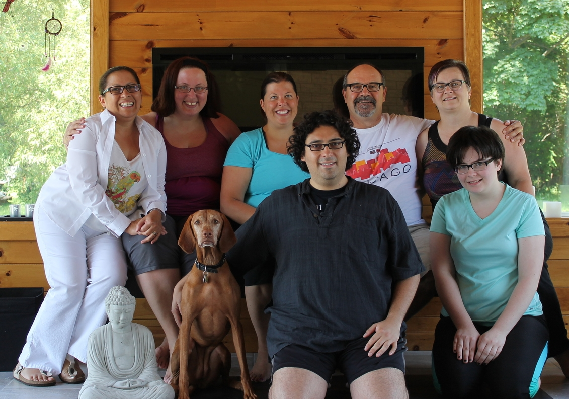 """Rest, Relax, Release"" Retreat: July 4 - 6, 2014"