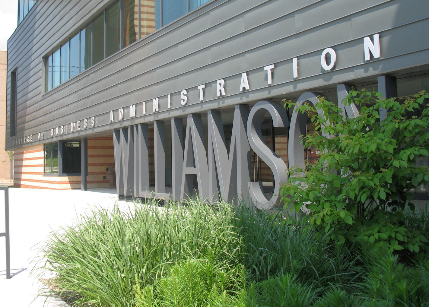YOUNGSTOWN STATE UNIVERSITY WILLIAMSON SCHOOL OF BUSINESS ADMINISTRATION