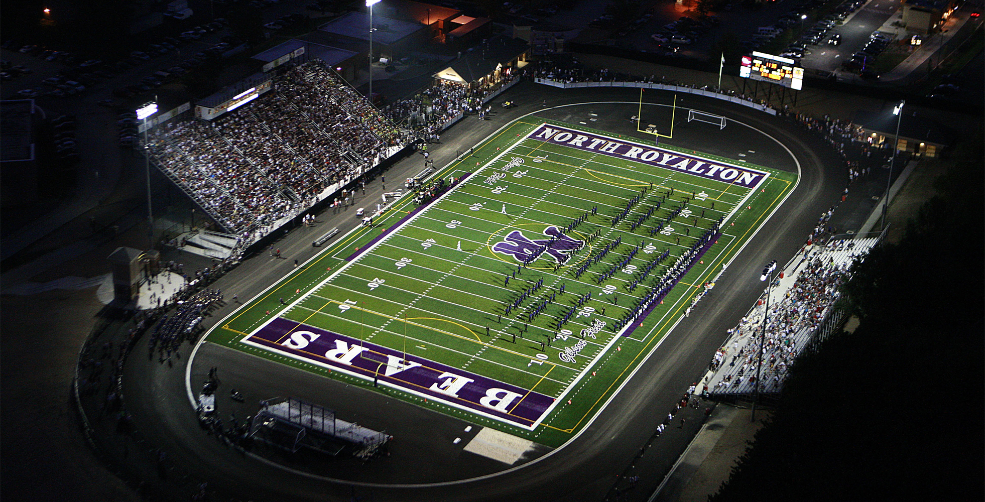 North Royalton High School Stadium