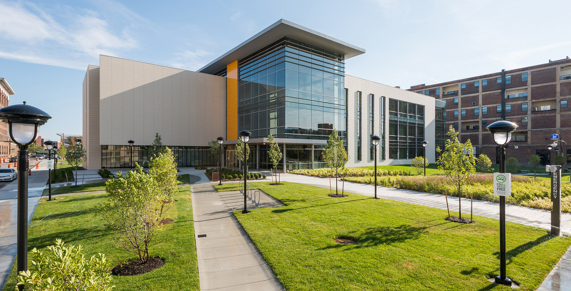Cleveland State University Center for Innovation in Medical Professions