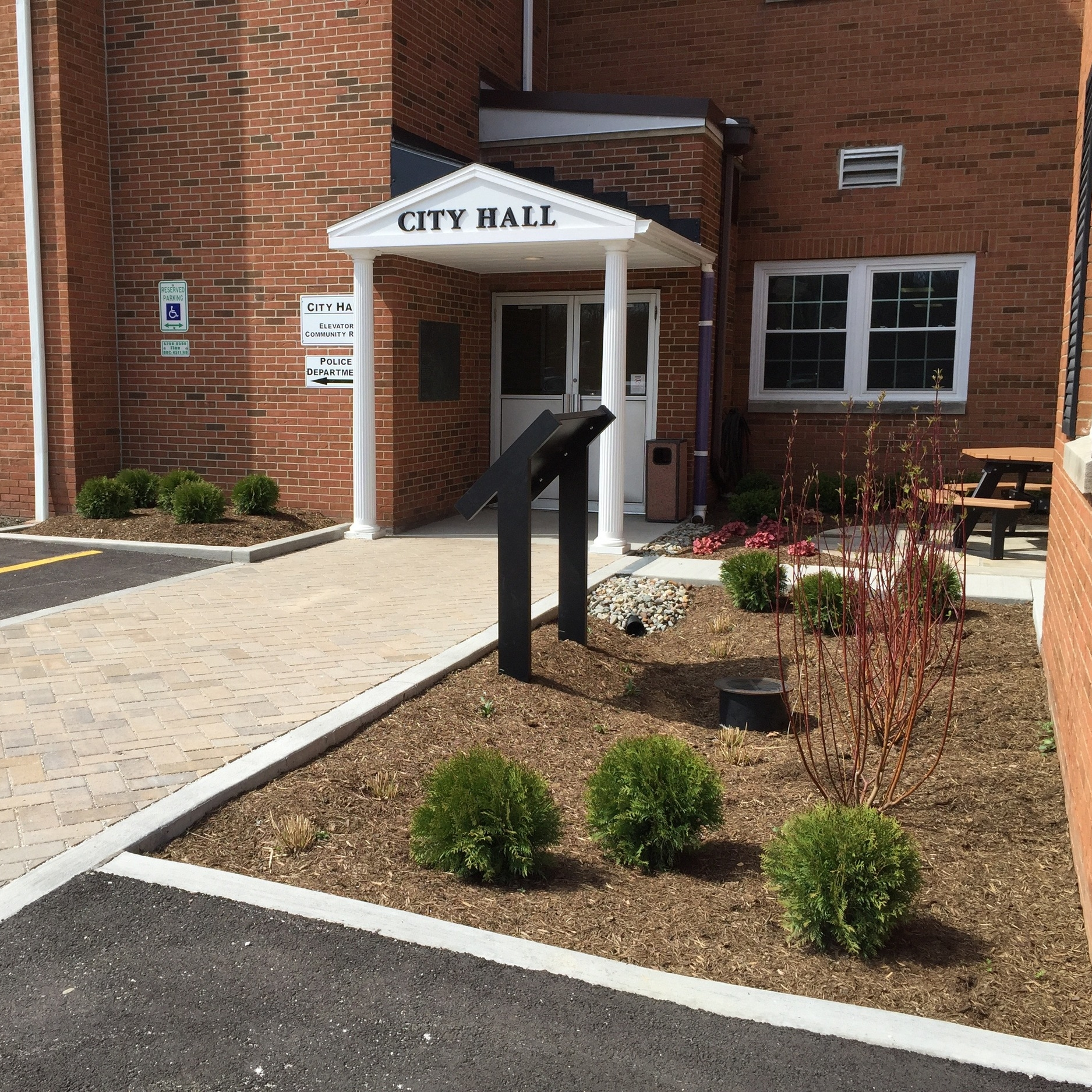 FAIRVIEW PARK CITY HALL GREEN INFRASTRUCTURE RETROFIT