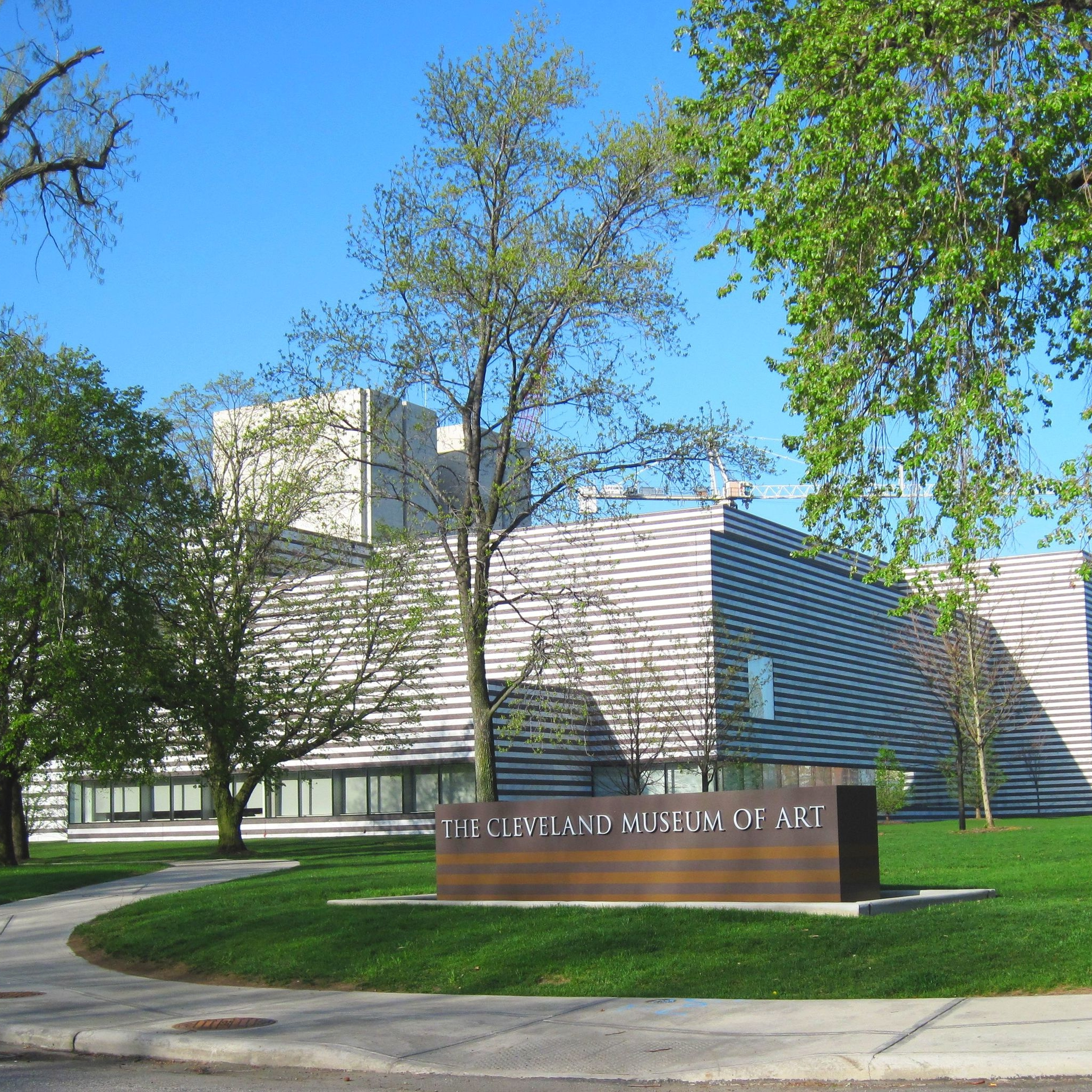 CLEVELAND MUSEUM OF ART RENOVATION AND EXPANSION