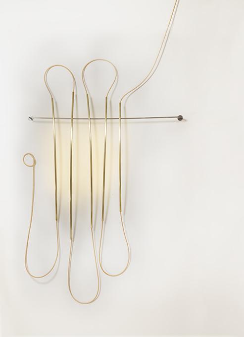Line Drawn Lamp