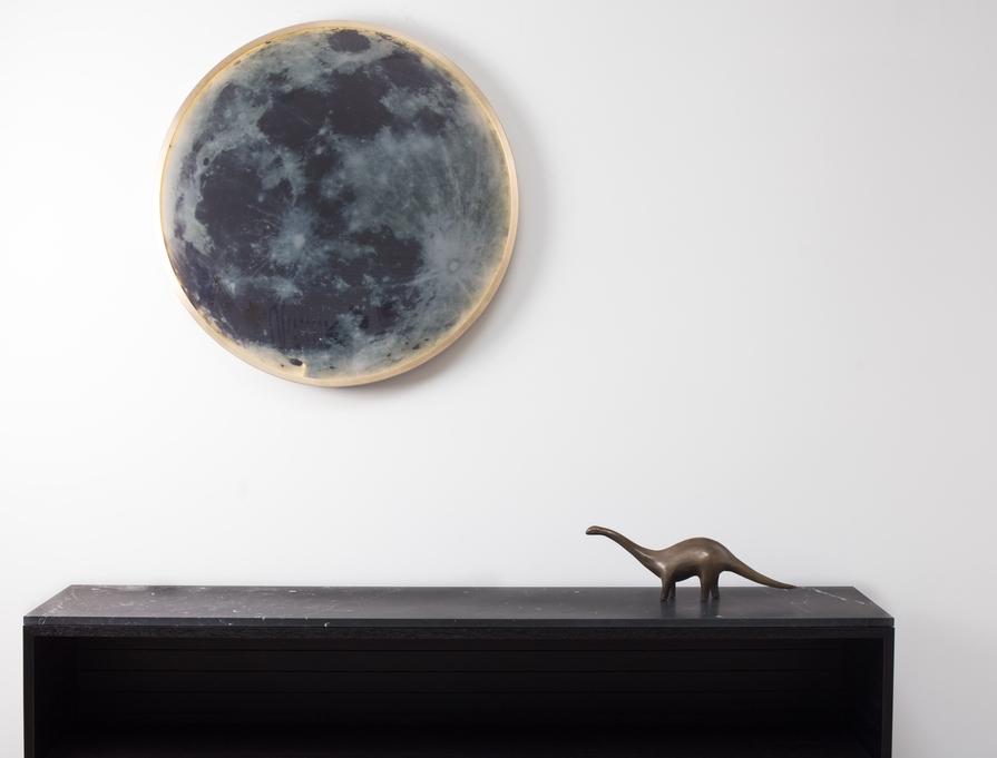 Moon Light and Apatosaurus