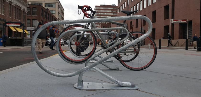 Flycycle High Density Bike   Parking, 2016 Innovation Experimentation Project