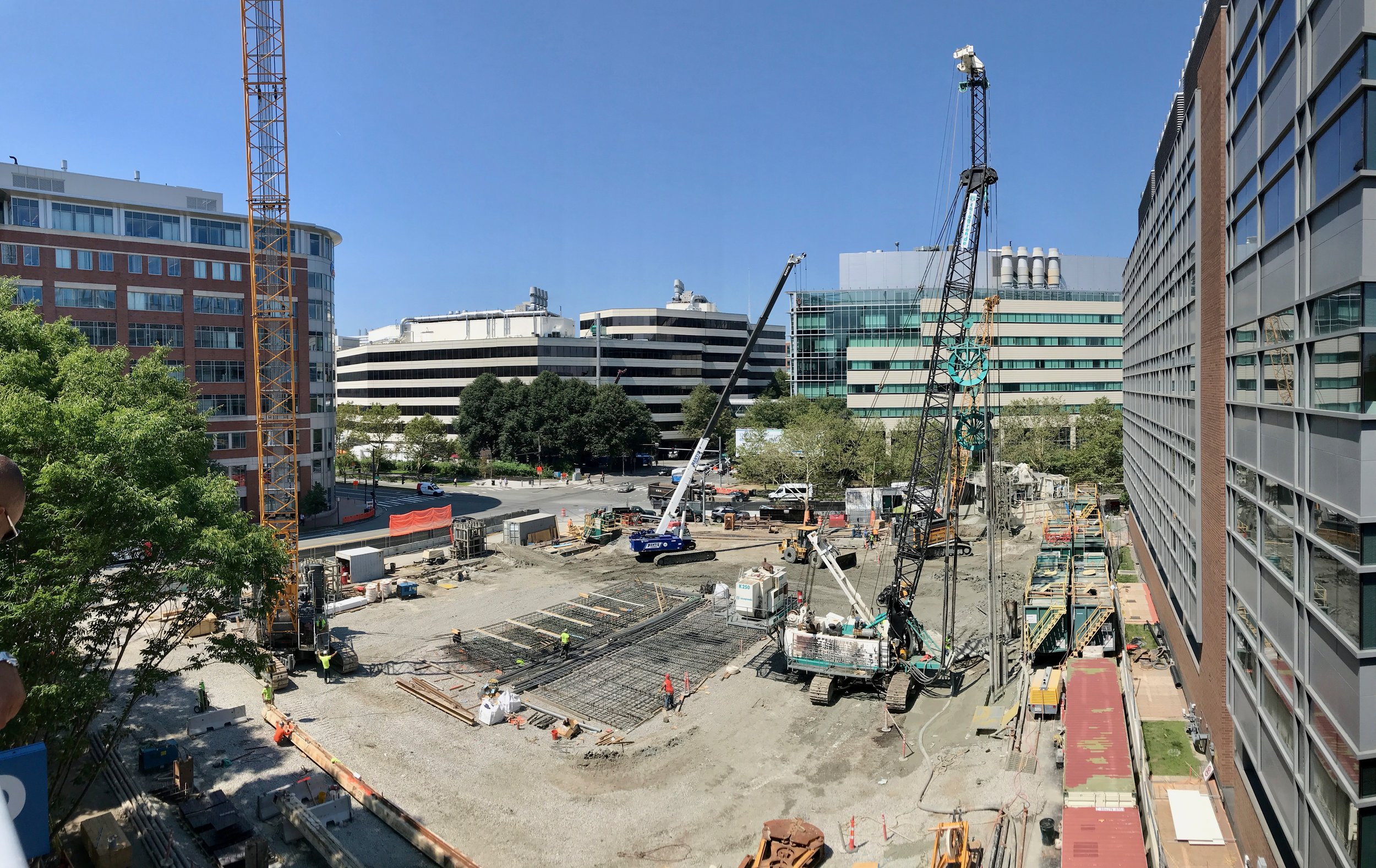 145 Broadway Construction