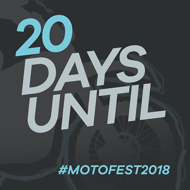 20 days...