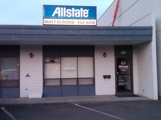 Matt Elwood Allstate Agency