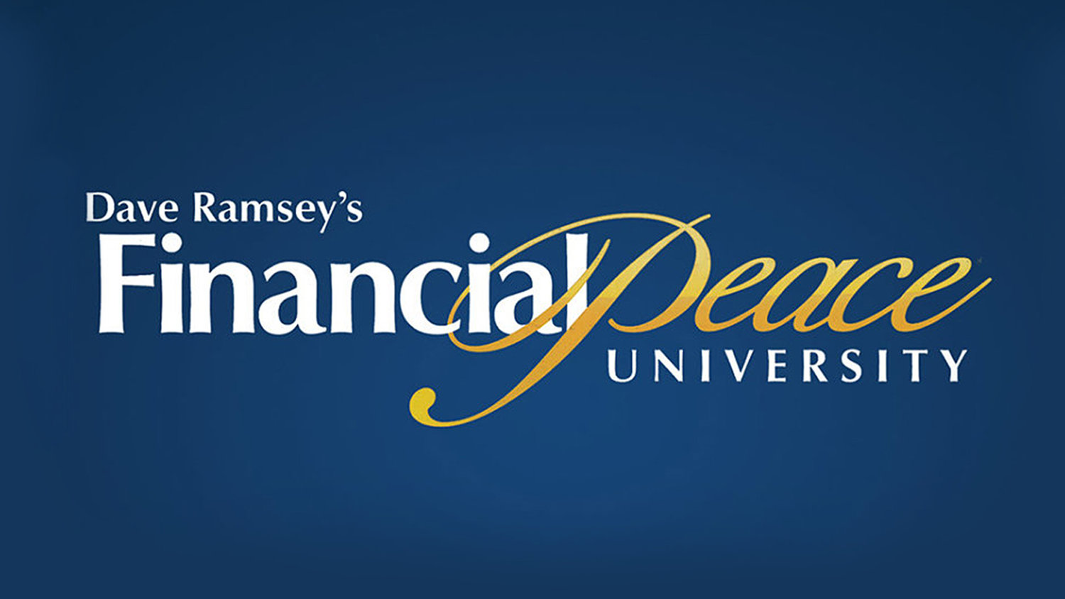 FINANCIAL PEACE UNIV. - We offer classes statewide with the goal of helping Rhode Islanders pay off personal debt.