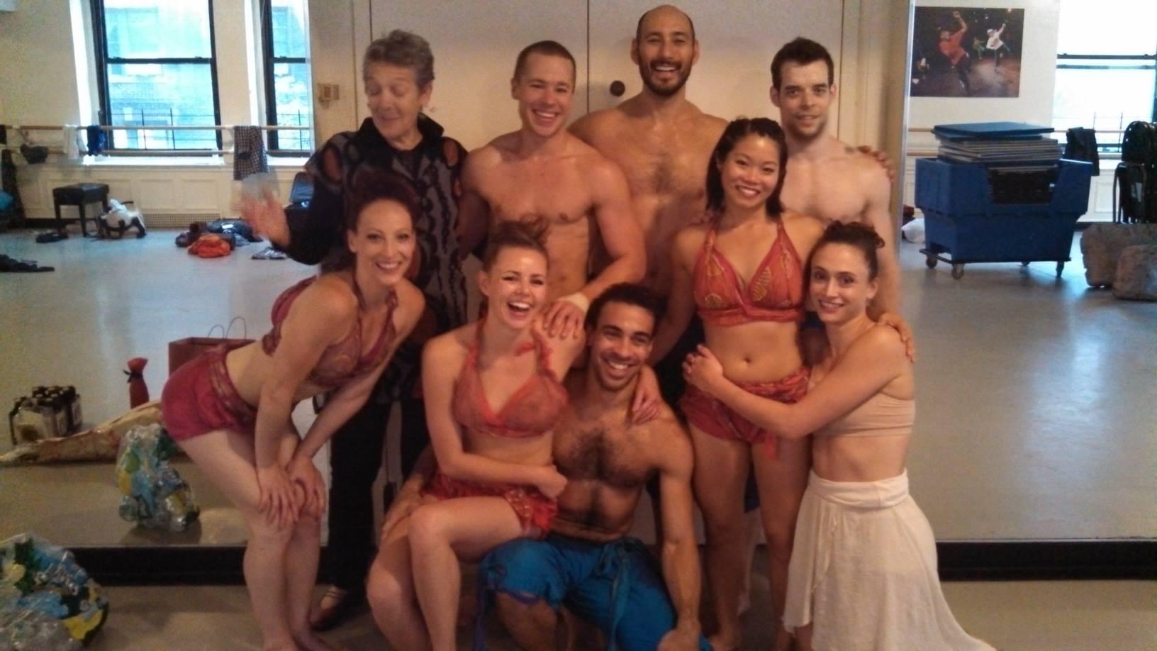AC/P Cast - NYC 2013 Season @ 92Y