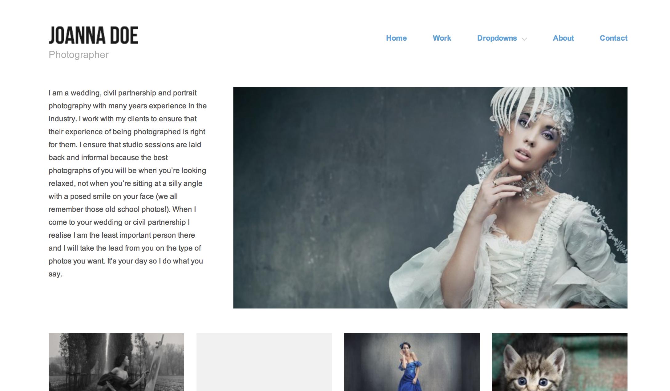 Hatch Wordpress Theme