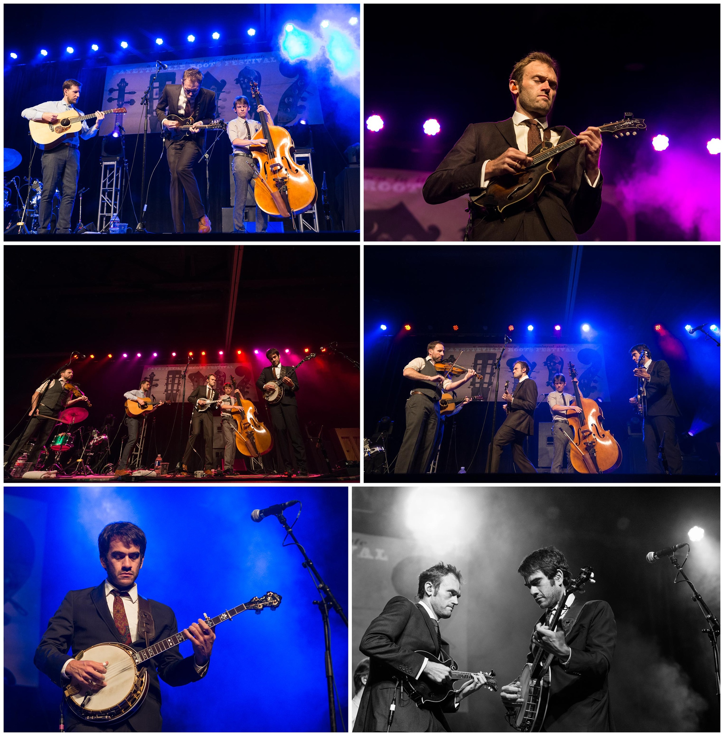Sometimes only getting to shoot three songs is a blessing! The Punch Brothers were so fun to shoot I could have easily missed the 2 hours they played by getting caught up in my camera. Instead I got to knock out an awesome set then kick back and enjoy the show.