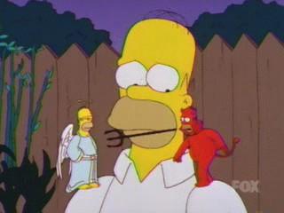 Poor Homer.