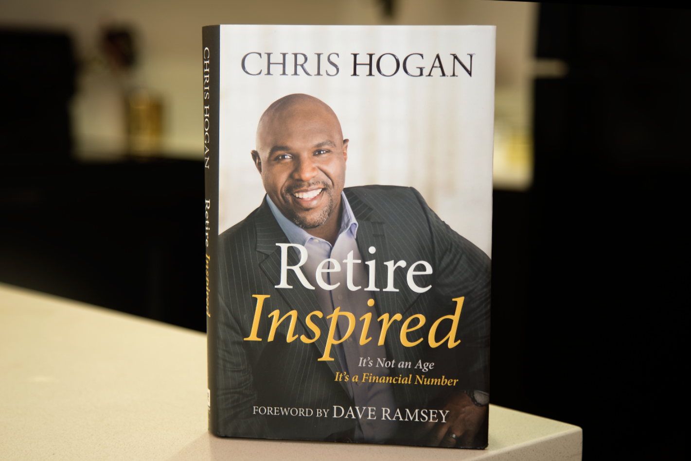 Retire Inspired Chris Hogan Inspiration Art Is Being