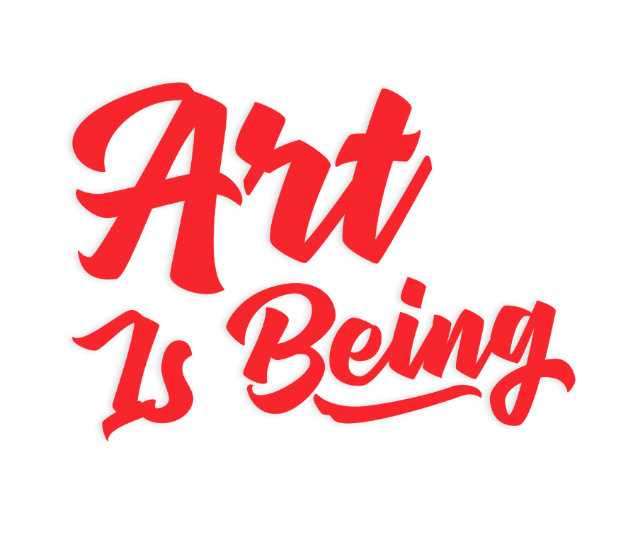 Art Is Being Photography Logo