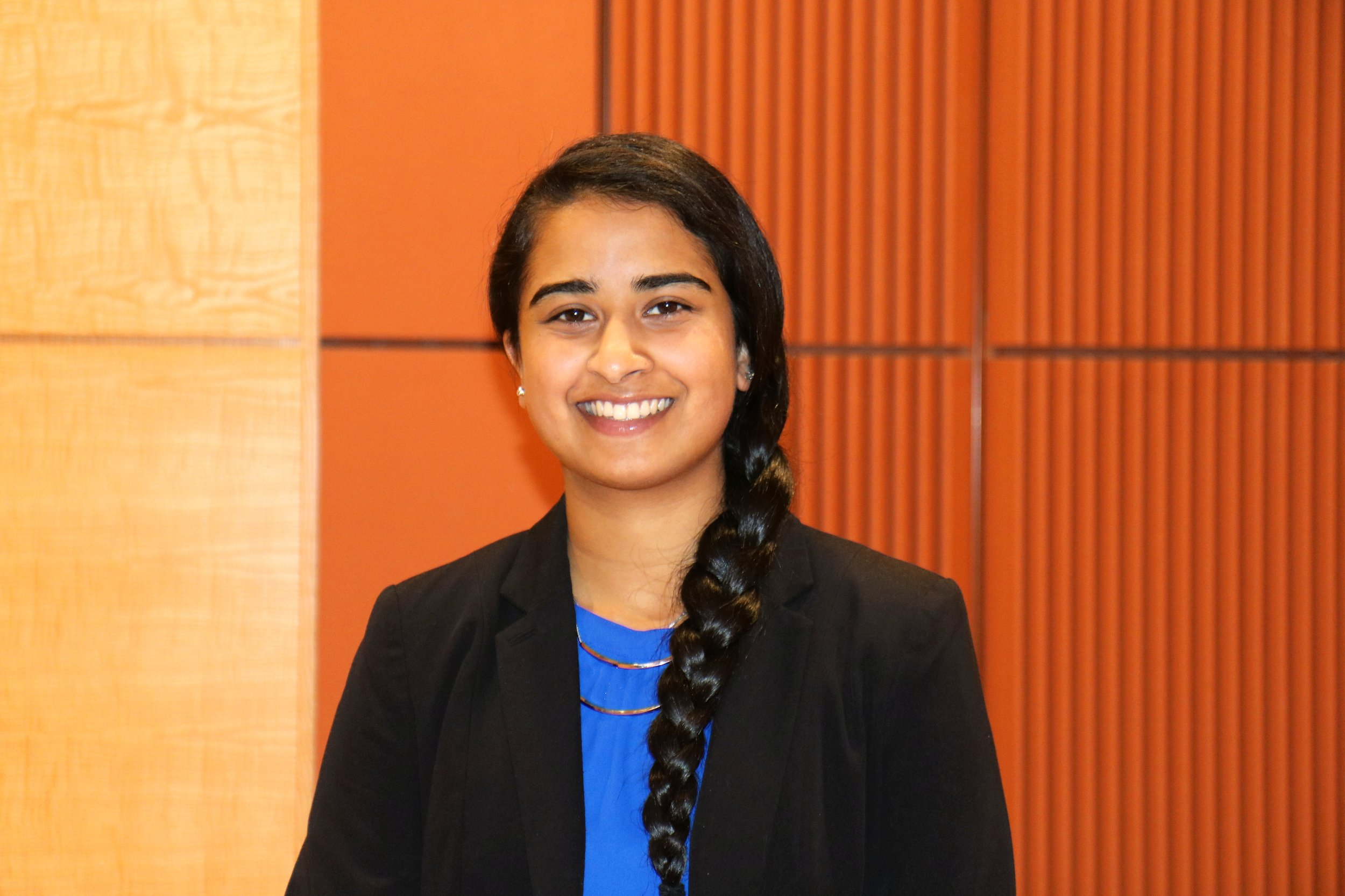 Meghana Nyalakonda - VP of Recruitmentmeghana@detroitden.comLinkedInRandom Fact: I've watched all 445 episodes of Law and Order SVU at least twiceOnly eat one thing for the rest of your life: Bubble tea without a doubtBusiness Advice: Network, network, and network some more
