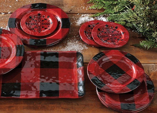 Buffalo Plaid Melamine Page 156