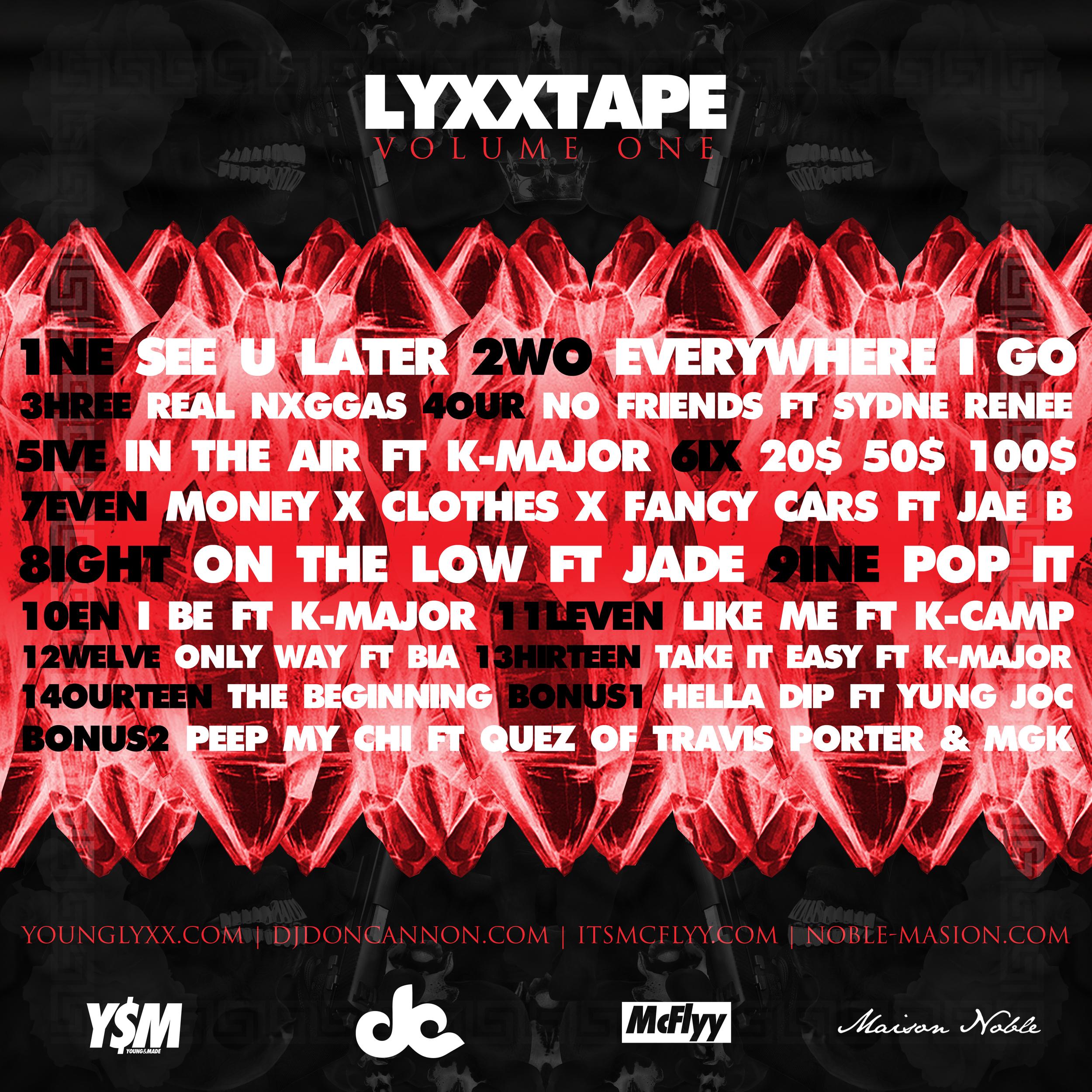 Lyxxtape Volume 1