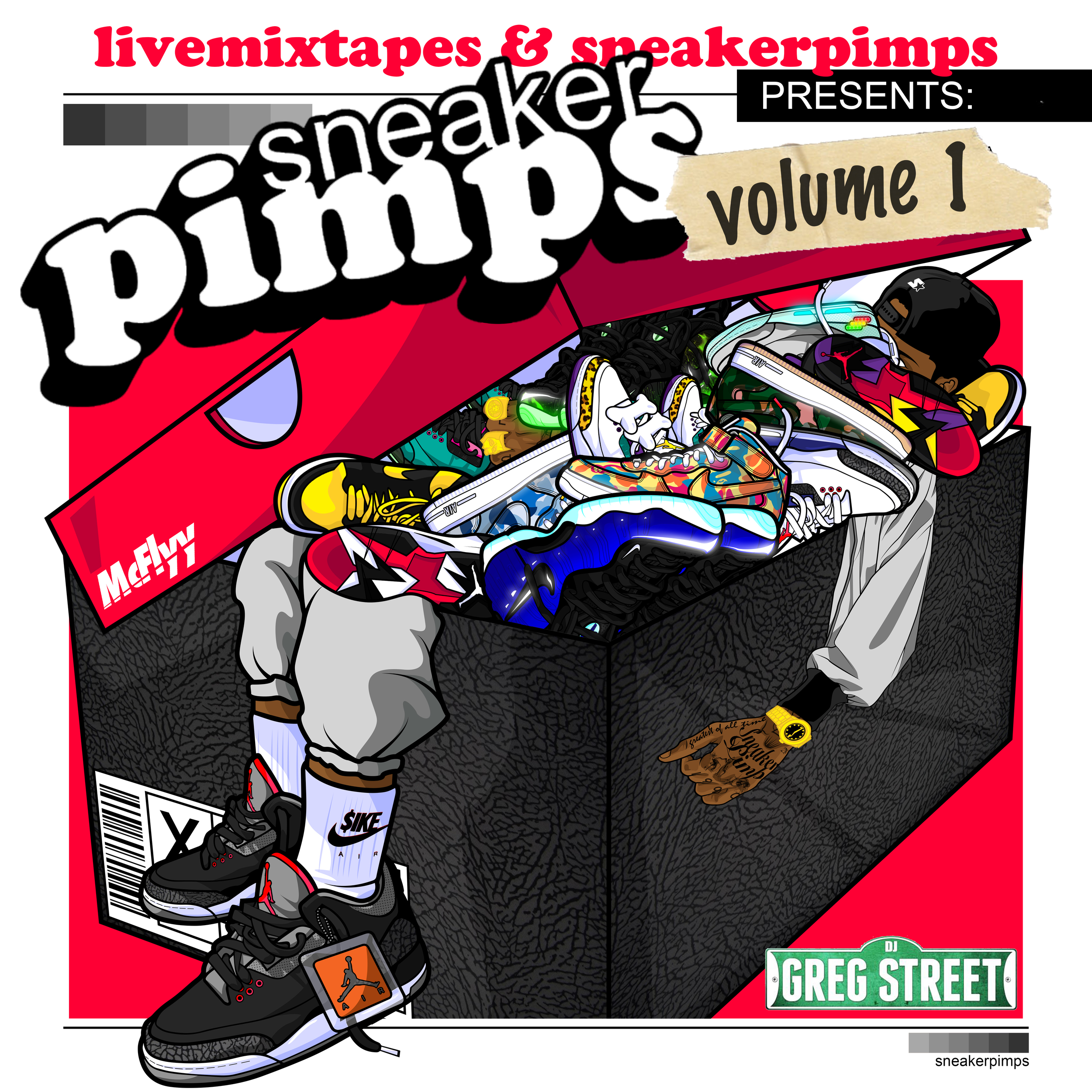 SneakerPimps Volume 1