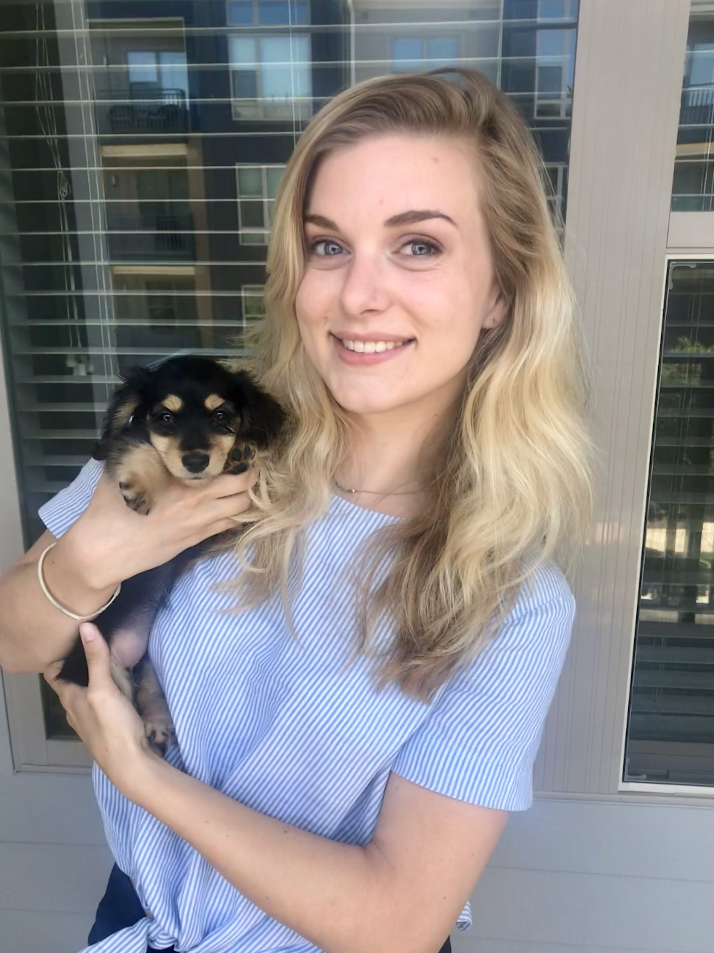 Maggie Hendrickson- Event Manager
