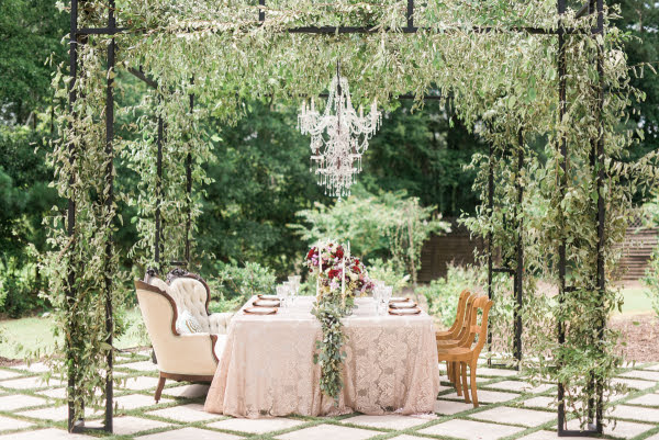 Tuscan Inspired Styled Shoot  Photo AJ Dunlap   Featured on Elizabeth Anne Designs