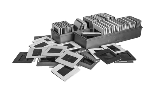 35mm Slides or Neg $0.50 -