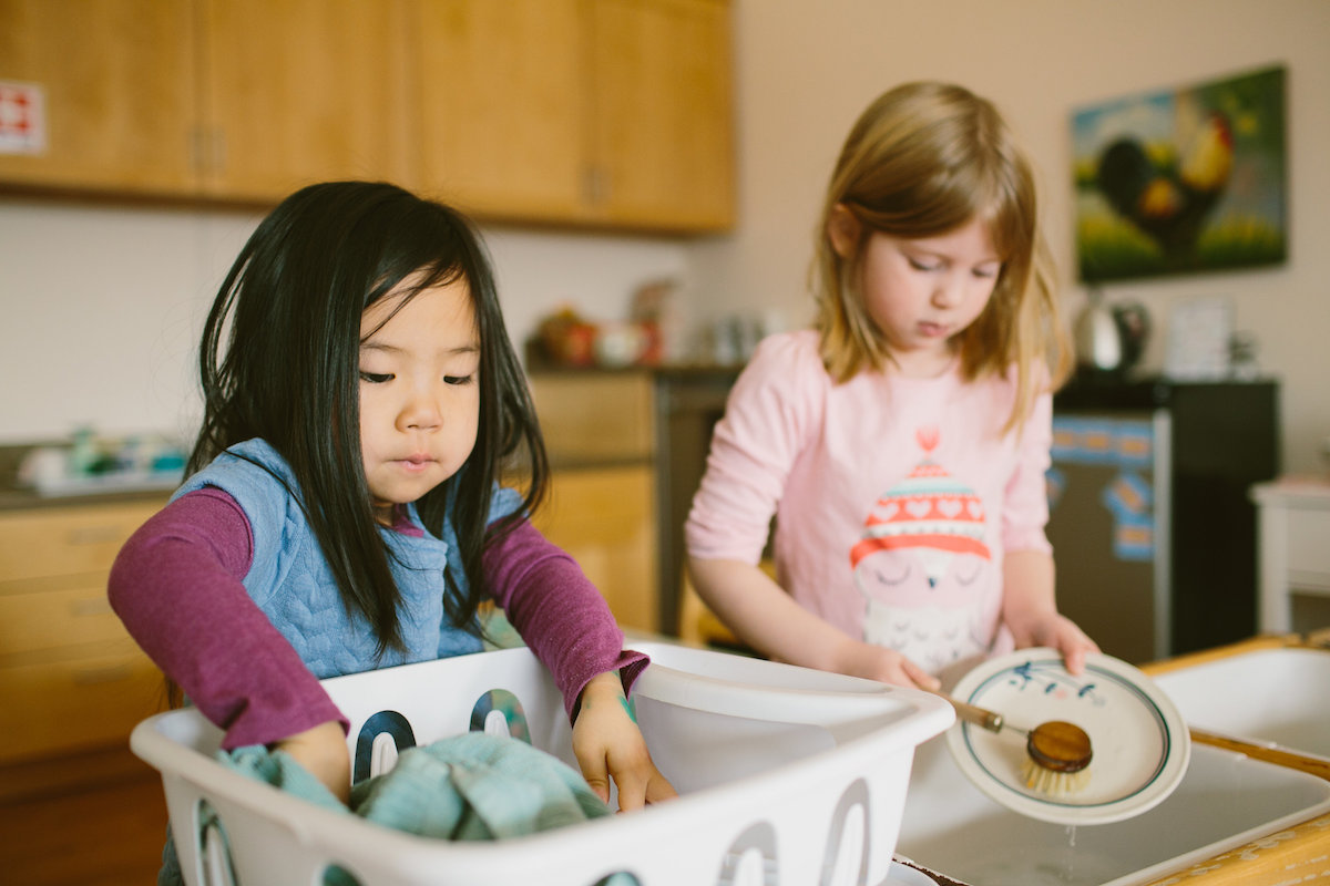 Image result for practical life montessori
