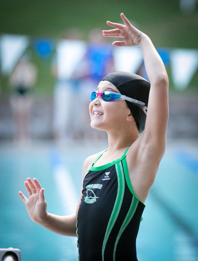 Sudbury swim meet
