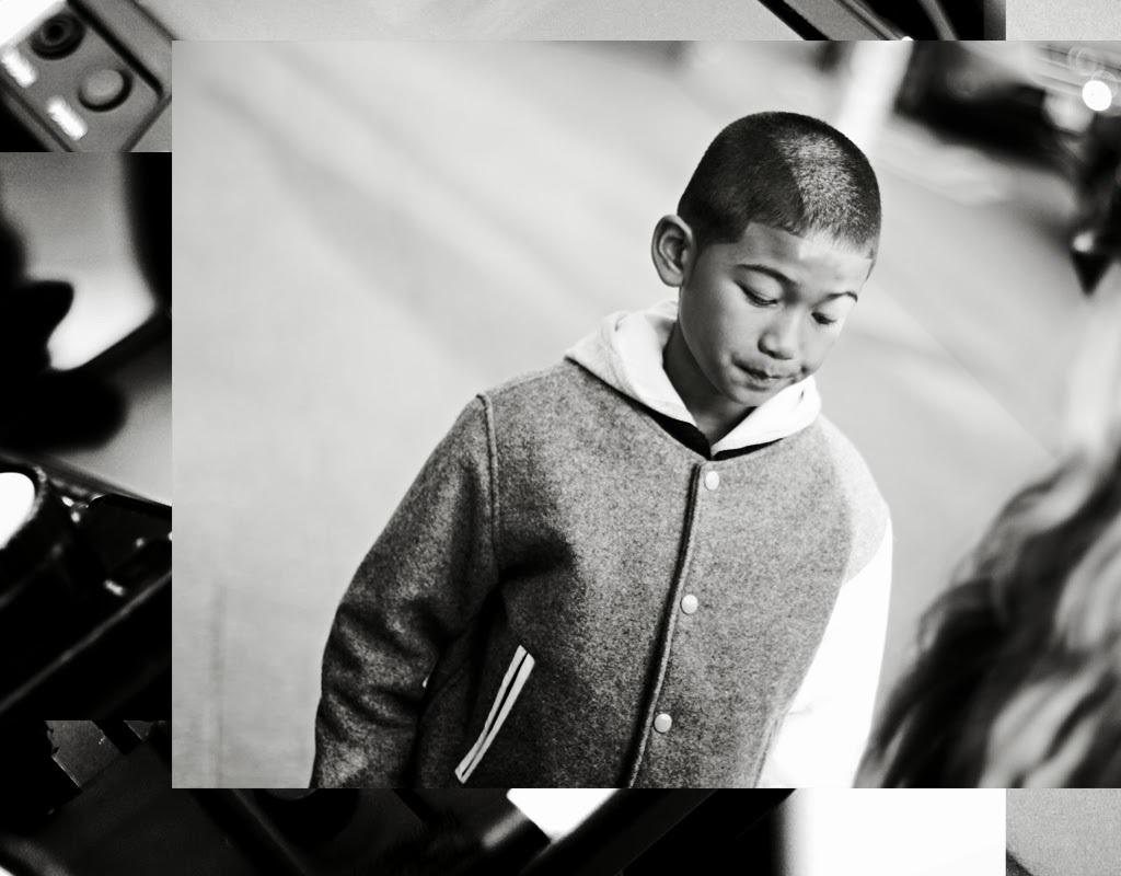 Creative BTS photos by:  Othello Grey