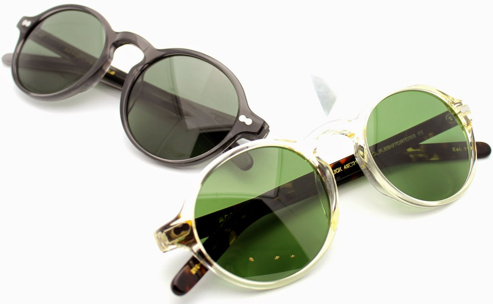 NEW TO SPECTACLE AS SUN - GLICK