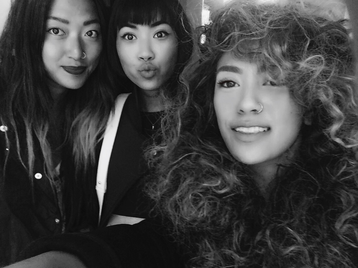 Asian Girl Pop Group? Destiny's Child, nobody wants to be Michelle Williams.
