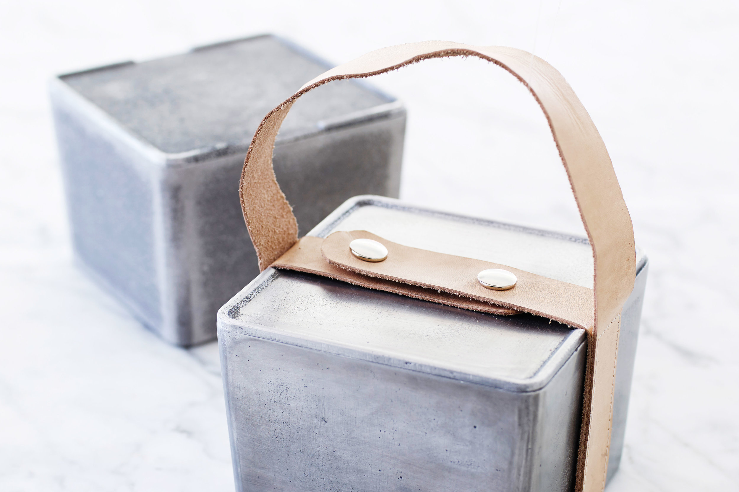 Sand Cast Lunch Boxes