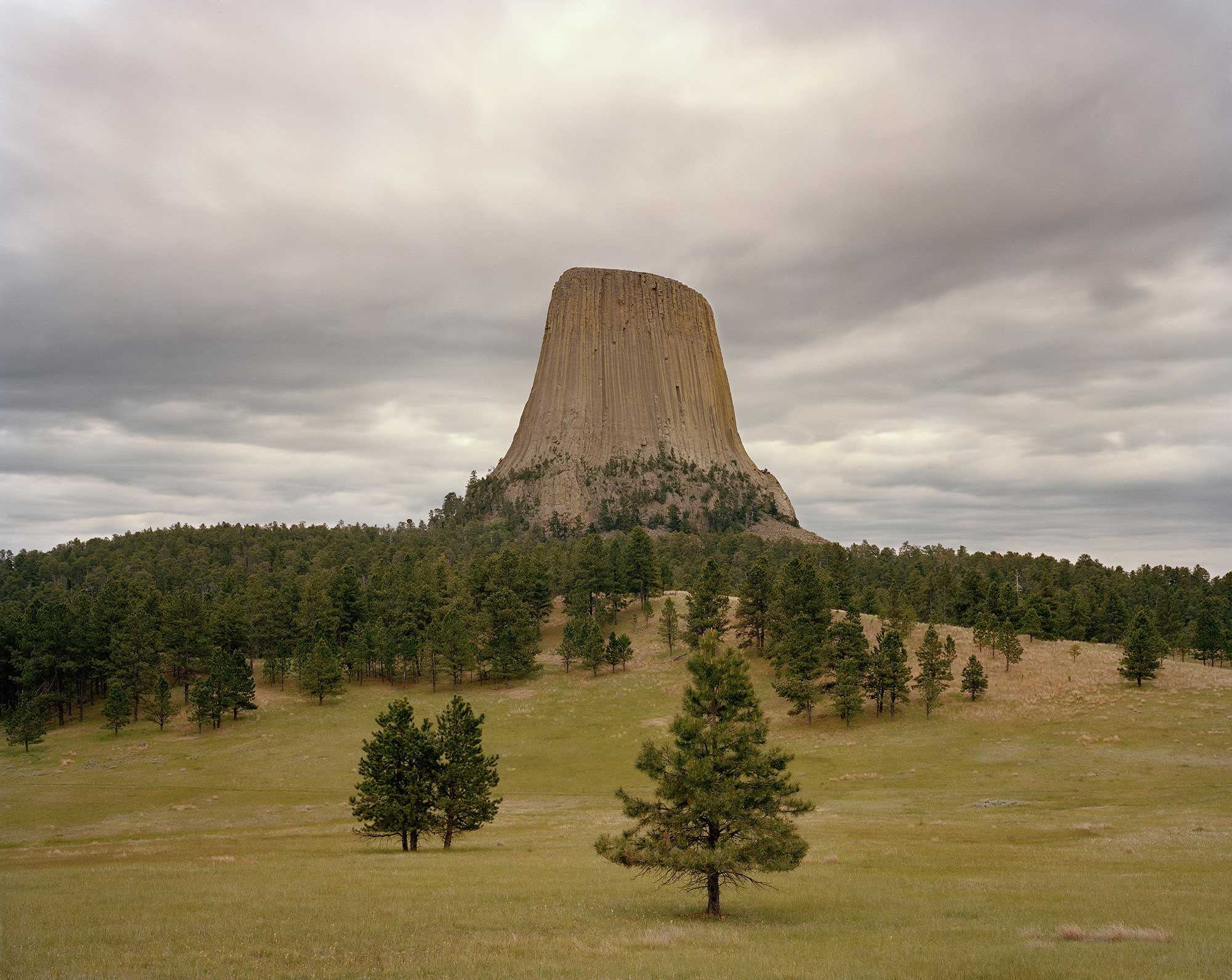 Devils Tower National Monument, Crook County, WY