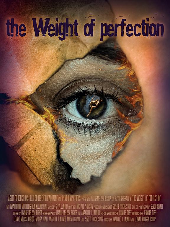 Starring- Leanne Melissa Bishop, Hayden Hishaw, Wyatt Oleff, Merit Leighton, Kelly Perine.   Directed by- Anabelle Munro and Leanne Melissa Bishop