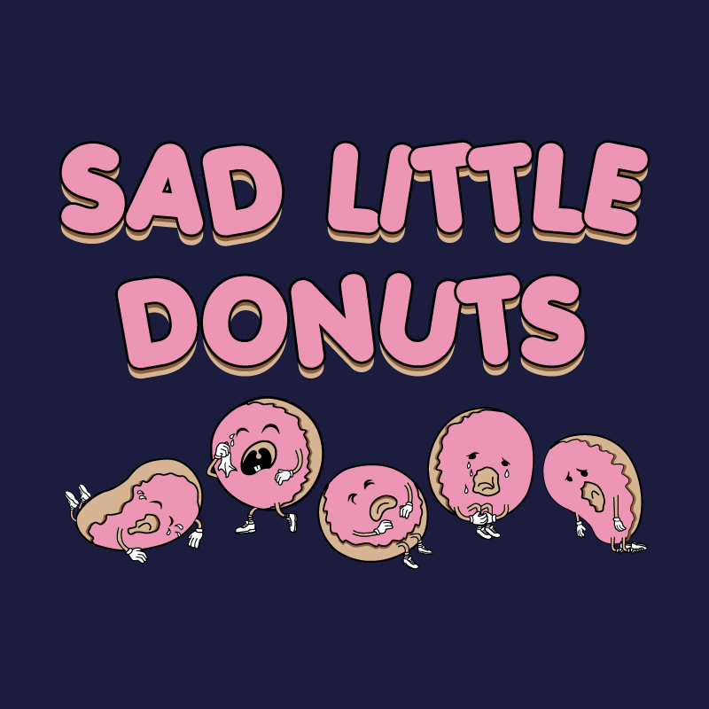 Sad Little Donuts