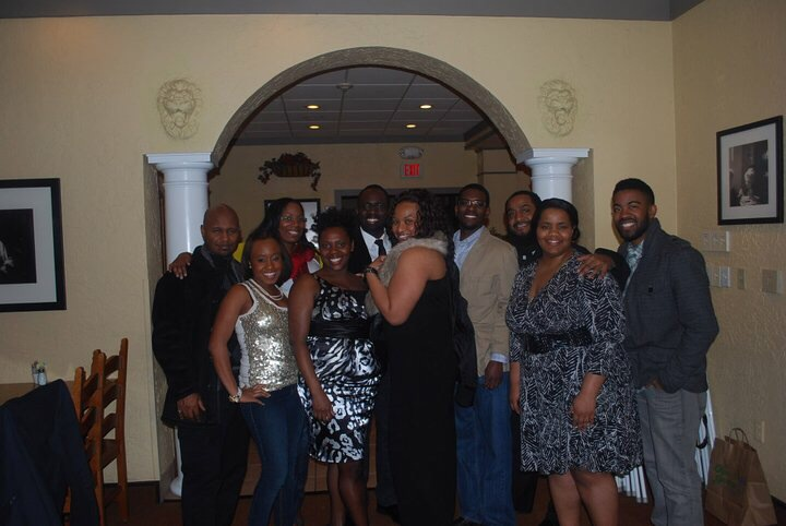 More of my Andrews University friends