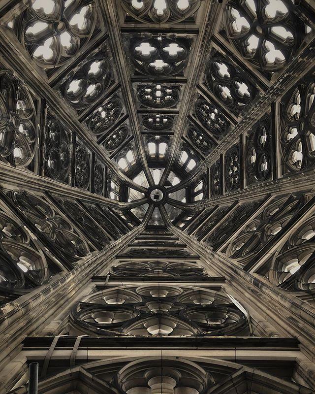 Ultimate cathedral lookup • • • • #koeln #visitkoeln #deinnrw #germanytourism #koelscheecken #ig_nrw #koelnergram #nofilter #bestgermanypics #germanvision #igersgermany #ig_germany #topgermanyphoto #cologne #deutschland_greatshots #architecture_hunter #lookuparchitecture #topeuropephoto #topcolognephoto #architecture #VisitEurope #thisiscologne #architecturelovers #koeln365  #lookinguparchitecture #gothic #cathedral #instafollow #churchesofcologne
