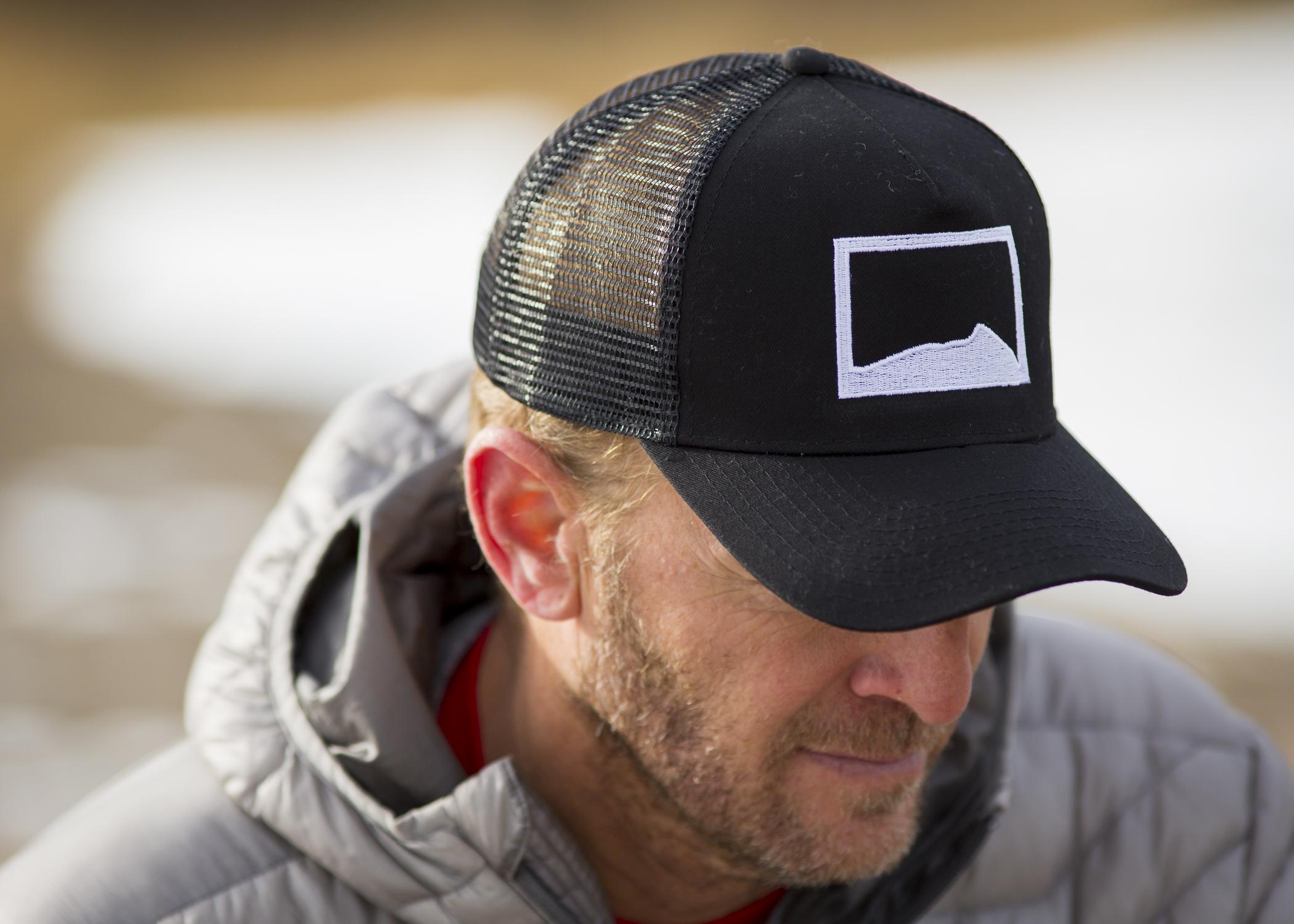 Men's Black Hat