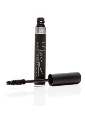 EyEnvy Intense Mascara.   Smooth, clump-free, and the perfect texture to build up those gorgeous lashes.