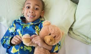 Web Bear 6 Little Black Boy in Pajamas.jpg