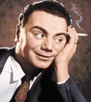 Ernest Borgnine as the title role in Marty  (1955)