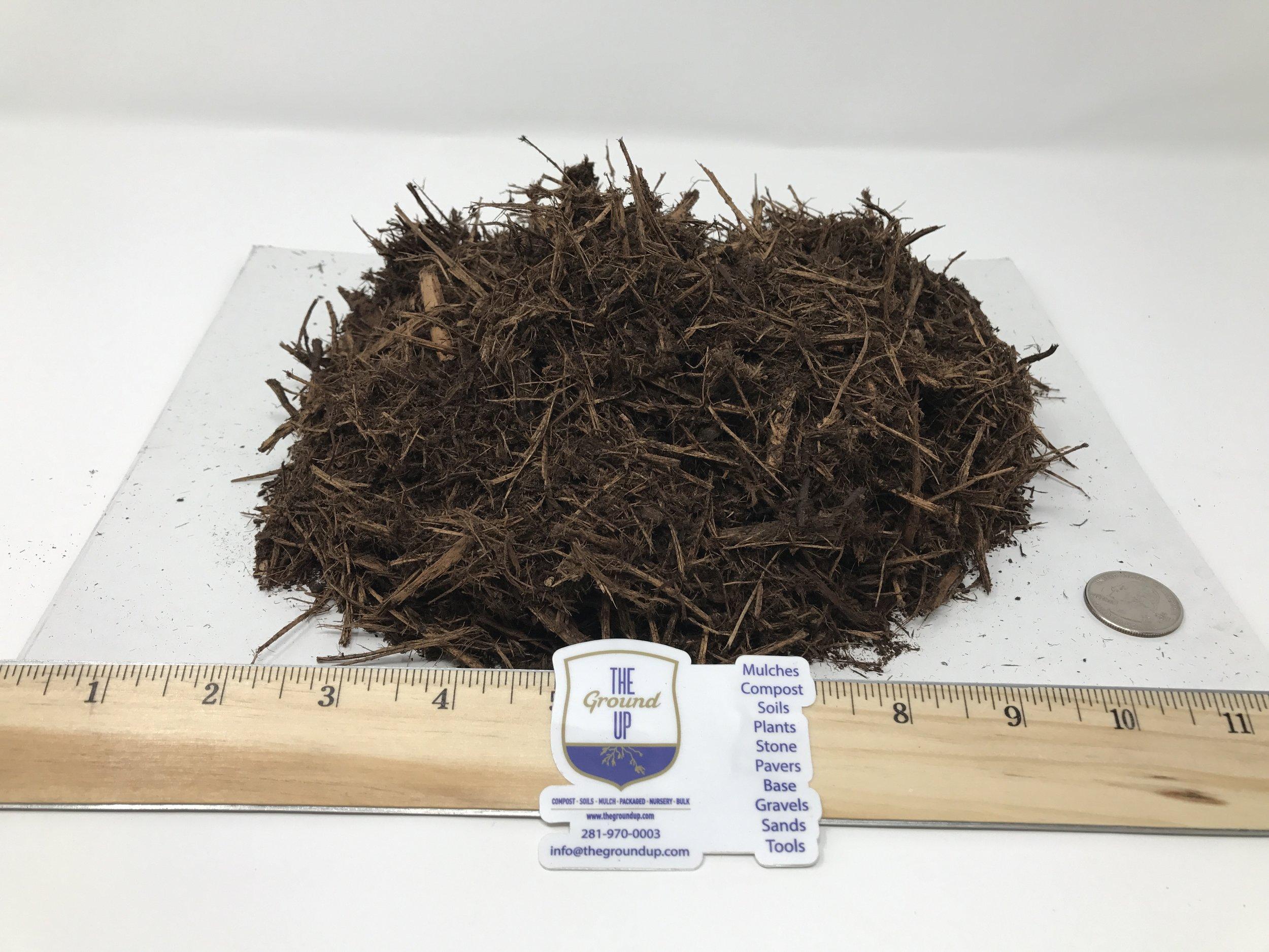 Cedar-Mulch