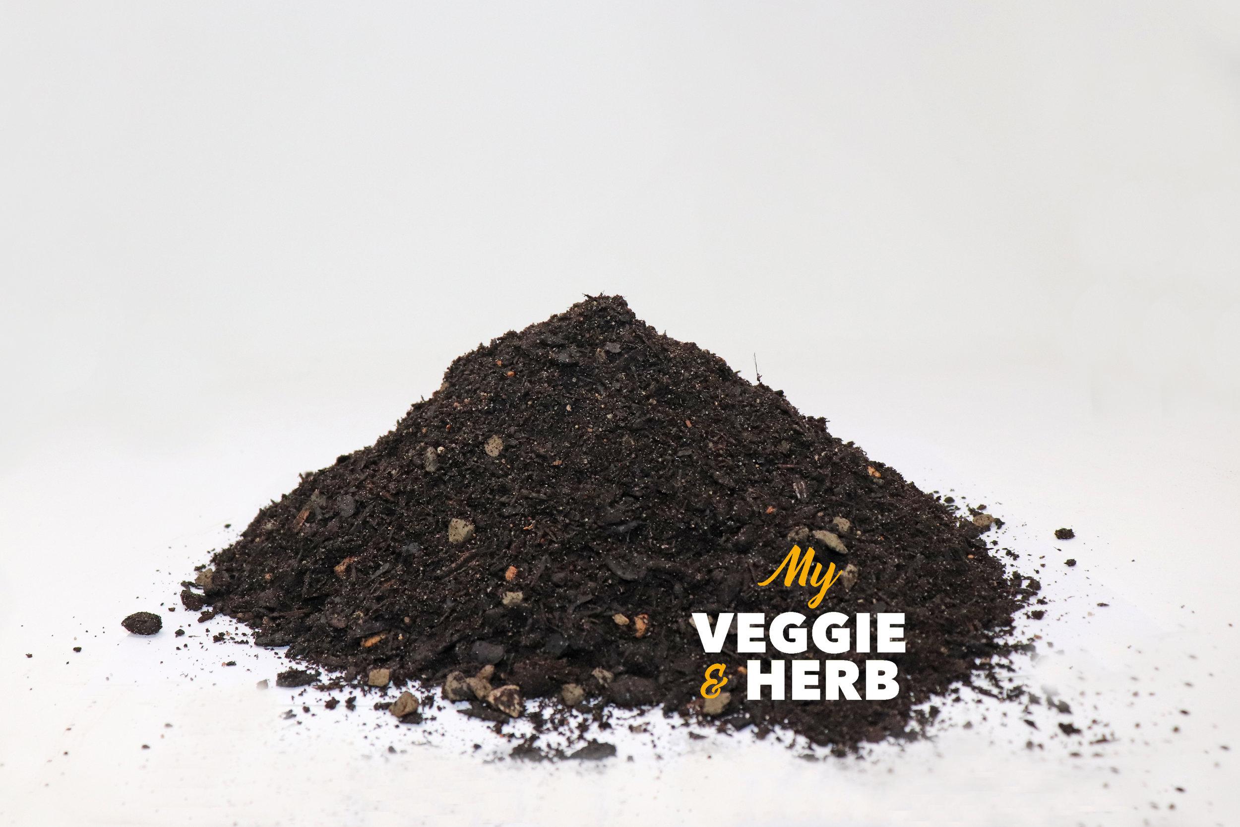 Veggie-Herb-soil